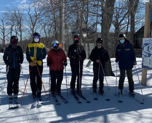 Janes Lab Ski Trip 2021